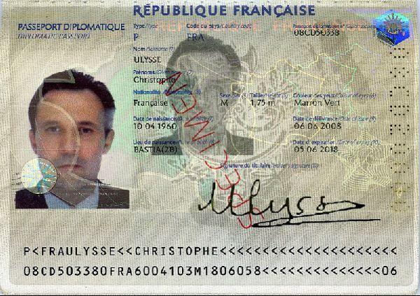 France passport