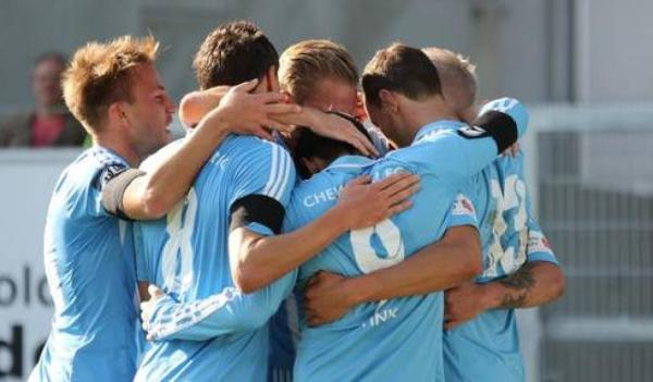 Na čele tabulky přezimuje Chemnitzer FC