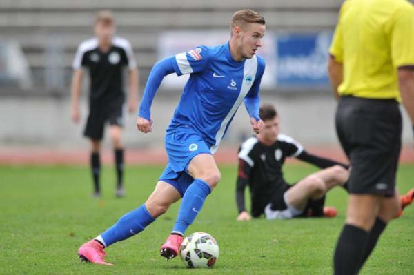 Slovan Liberec si s lídrem tabulky neporadil a prohrál s Chemnitzerem FC 0:4