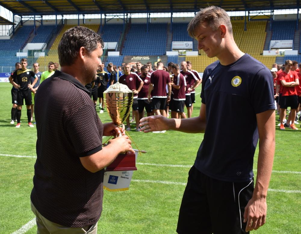 Vítězem Memoriálu Františka Hrdličky se stal 1. FC Magdeburg