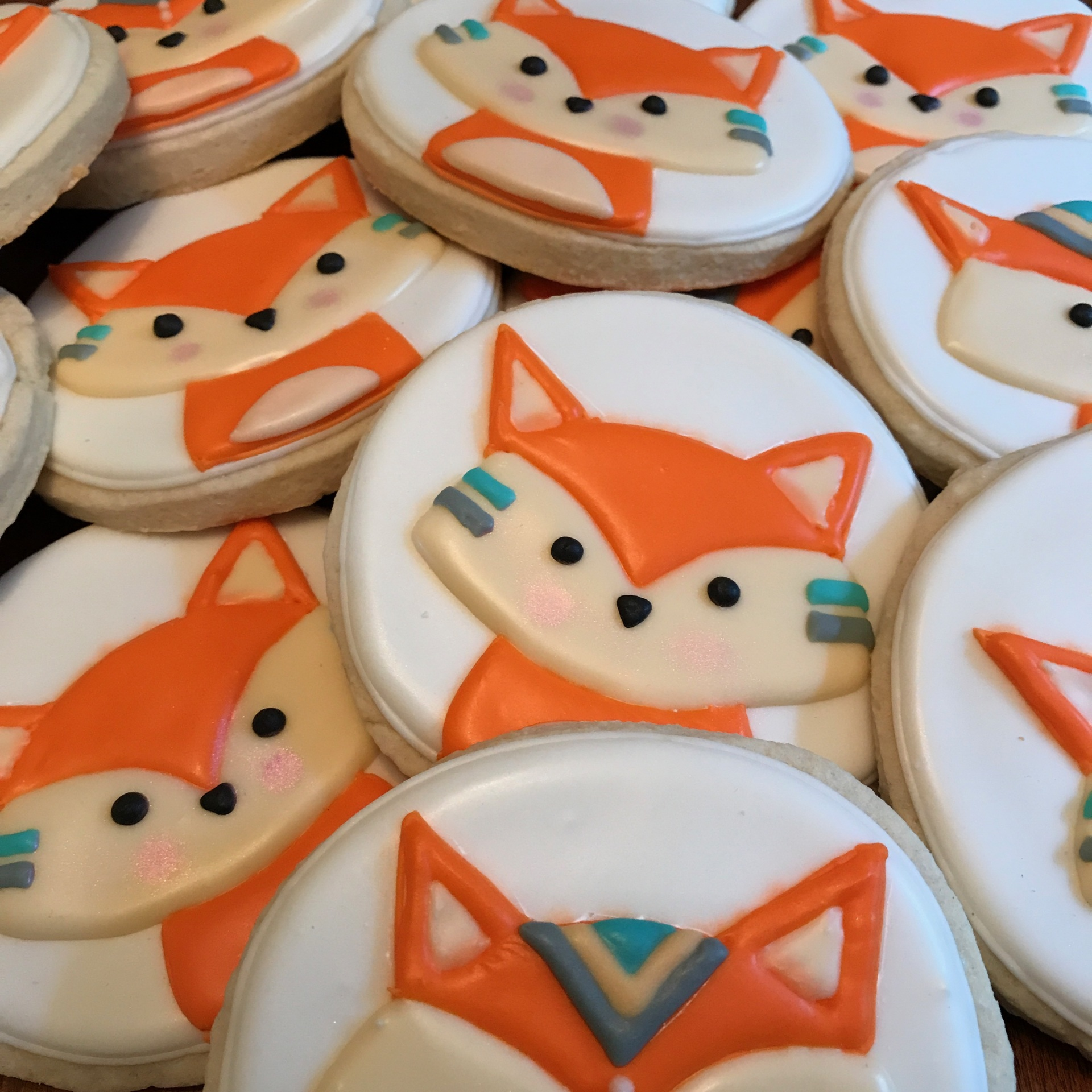 Tribal Foxes