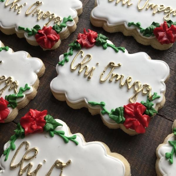 Sorority Cookies