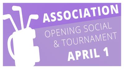 Association Opening Social
