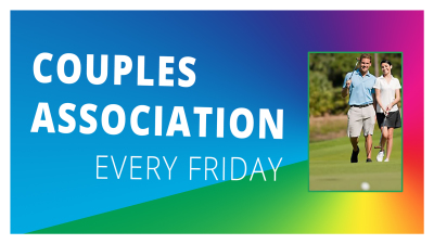 Couples Association Plays Starts 4/7