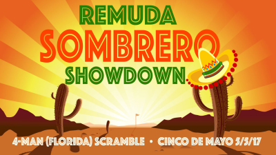 Remuda Sombrero Showdown 4-man