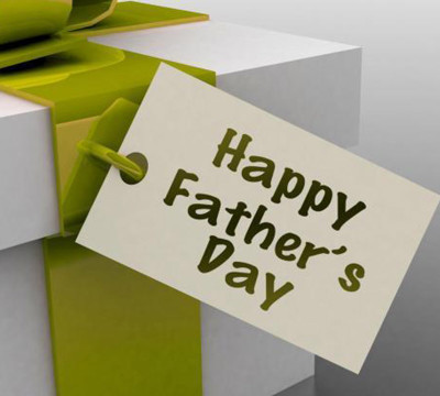 Fathers Day is June 18th