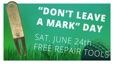"""Don't Leave a Mark"" Day 6/24/17"