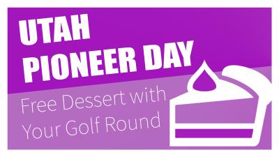 Utah Pioneer Day - July 24