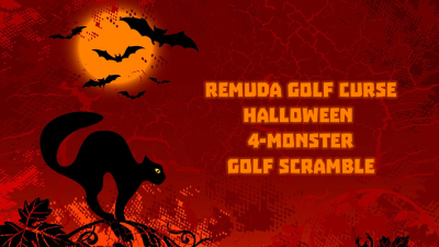 Remuda Golf Course Halloween Tournament