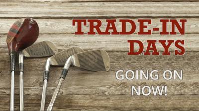 Trade-In Days [September-October]