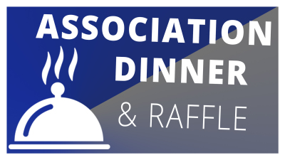 Association Year End Dinner and Raffle