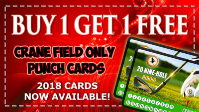 Crane Field Buy One - Get One Cards
