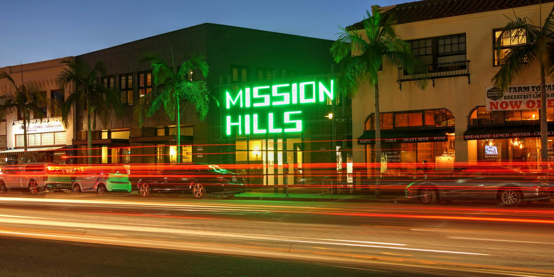 Mission Hills Build