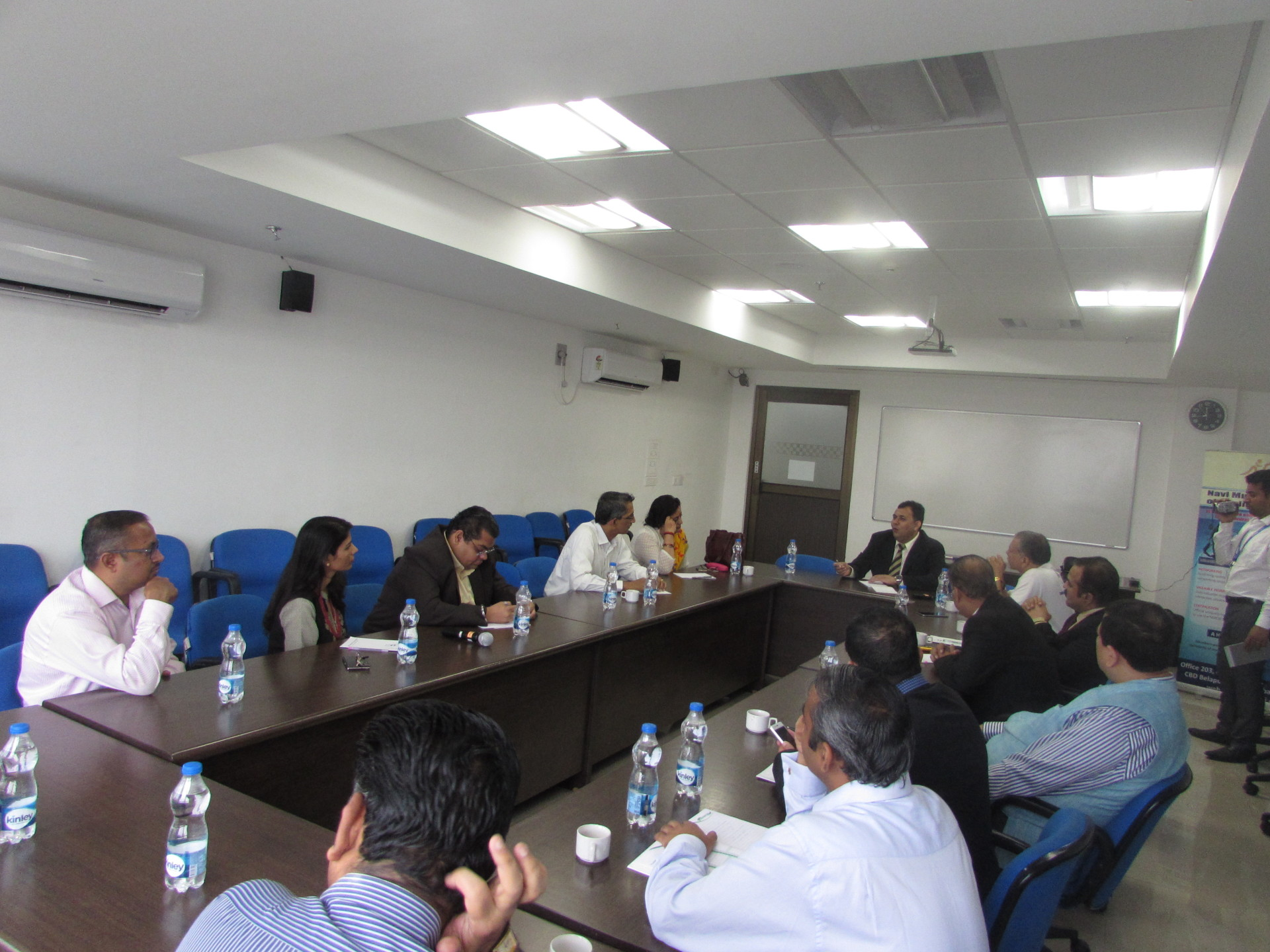 NMCBI Meeting at IIM Indore