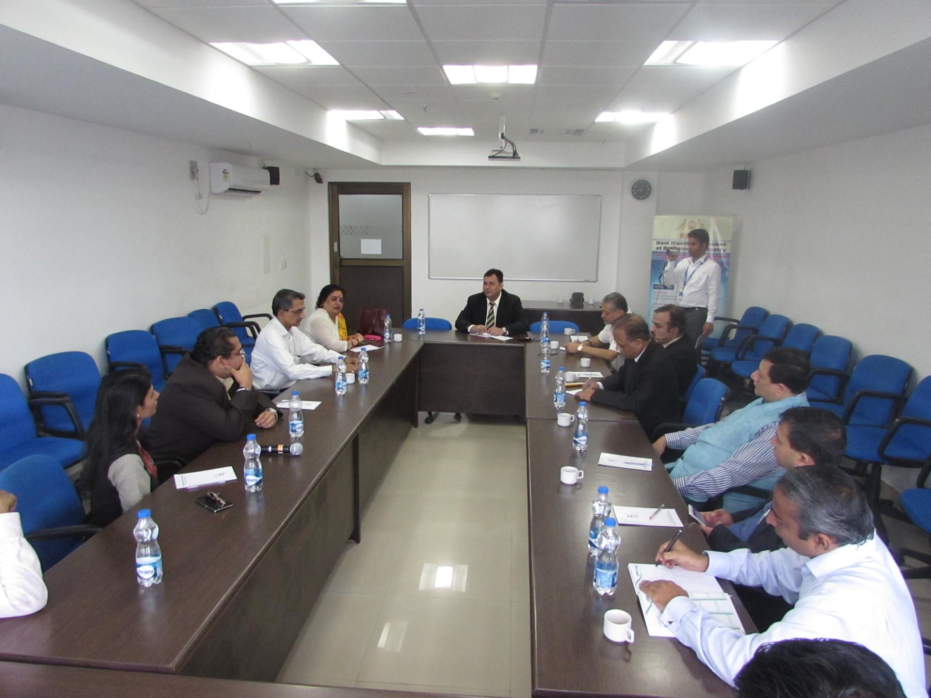 NMCBI Meeting on Education Transformation in Navi Mumbai
