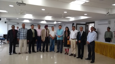 NMCBI Monthly meeting at IIM Indore