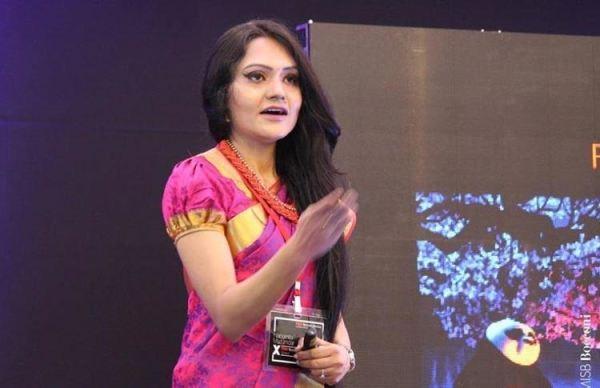 Nabomita Mazumdar
