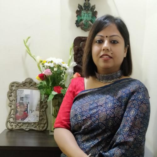 Pritha  Mitra Dasgupta