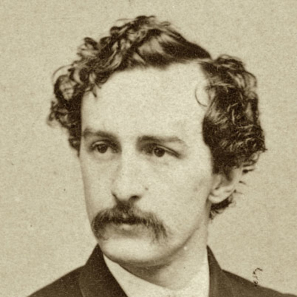 Actor John Wilkes Booth and the Madame Wooster in Mobile?