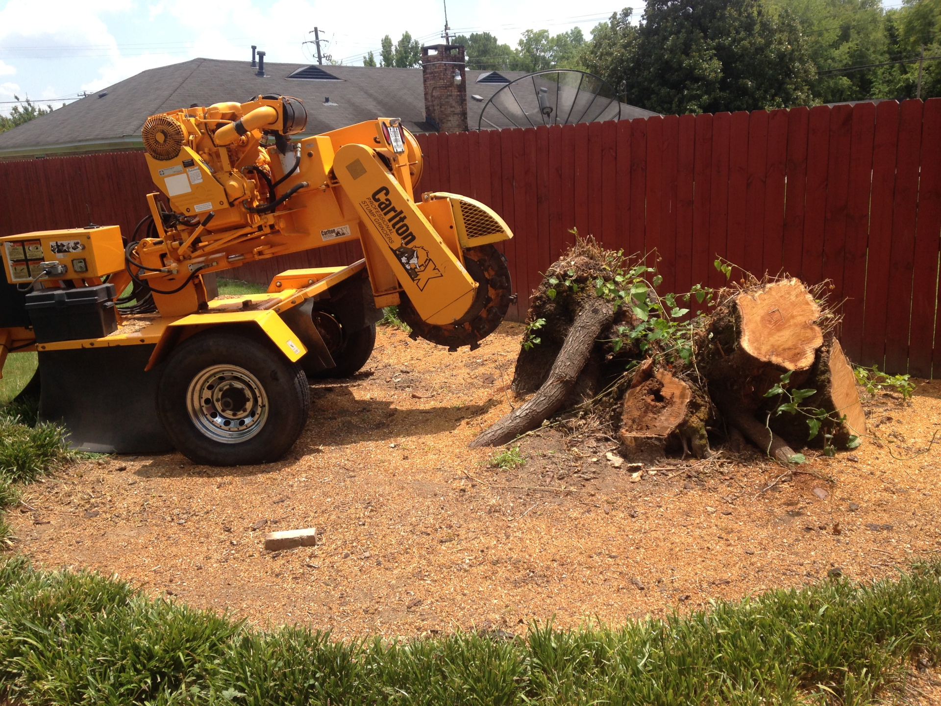 Prattville Stump Grinding
