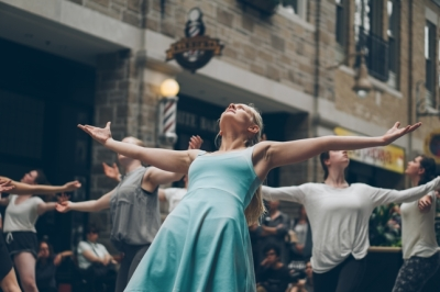 4 Reasons Dance Class is Important for Actors