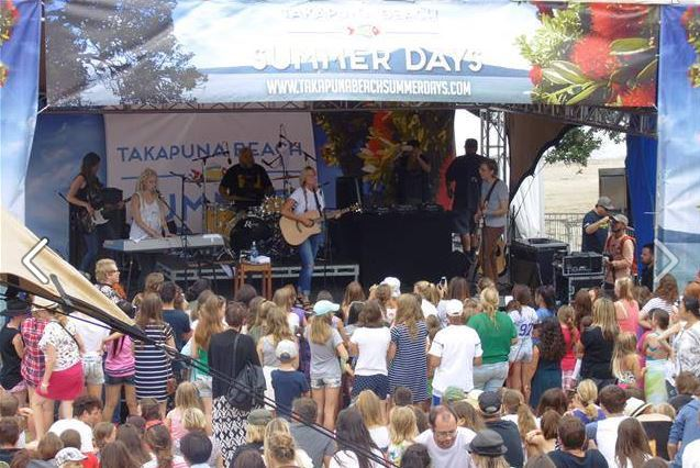 Music In Parks with Jamie Mcdell