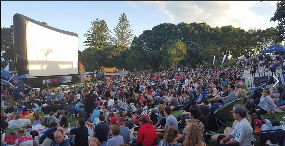 Movies in Parks 2016