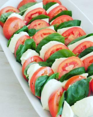 Recipe - Caprese Salad