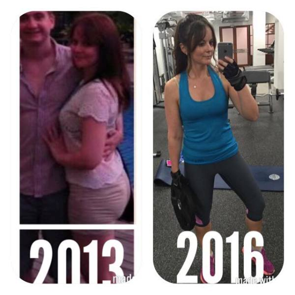 Katie's Story - Reduced body weight does not always correlate to positive health