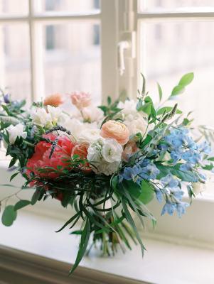 Carson's bouquet