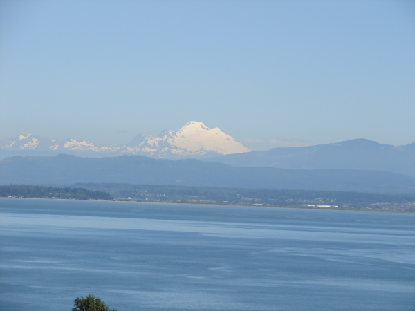 Gorgeous Views of Port Susan Bay & Mt. Baker