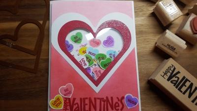 Candy Hearts, Anyone?