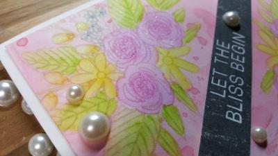Pull-Away Watercoloring