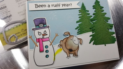 Ruff Year!