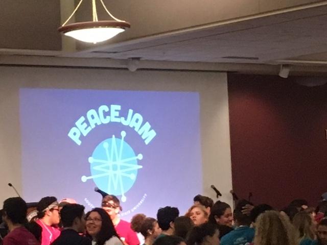 PeaceJam-2107: Campus - Florida State University, Tallahassee, FL