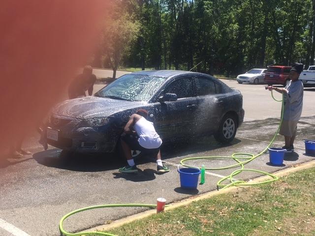 Car Wash! - Magnolia Terrace Mentees