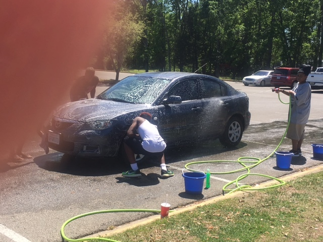 Car Wash! - Magnolia Terrace Mentees