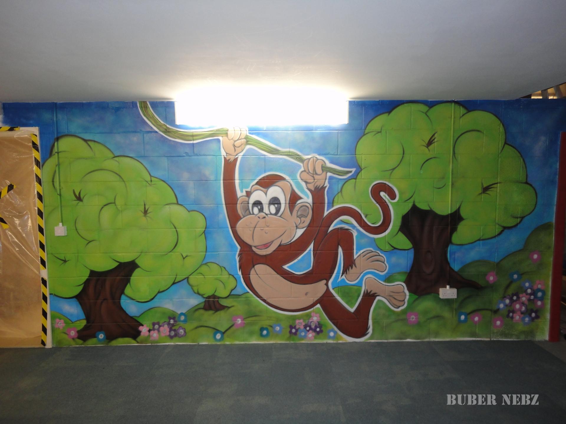 Gym Monkeys
