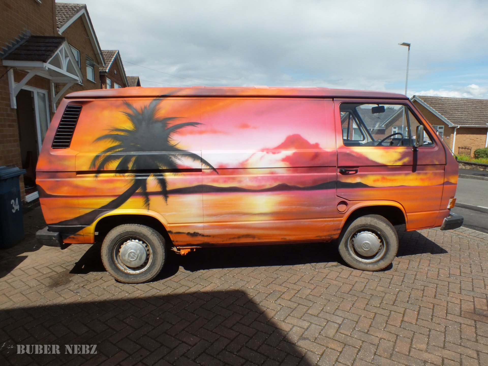 Paradise Camper Van
