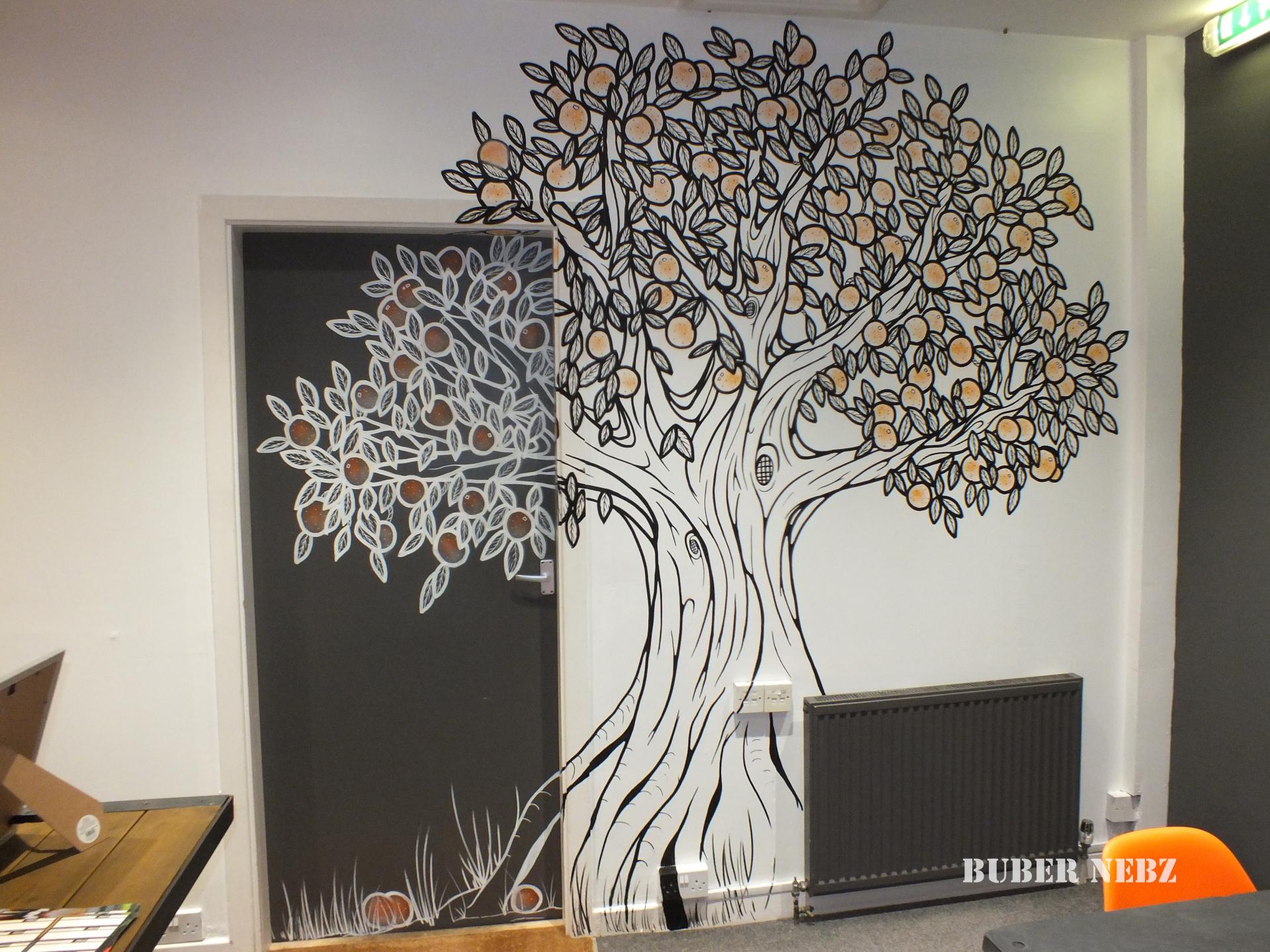 Orange tree Hull