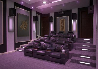 Residential Theater