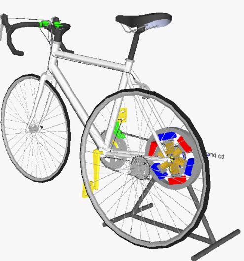 Idea: Gen-Bike