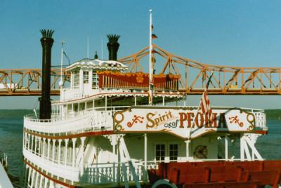 Excursion Boat Special Calliope