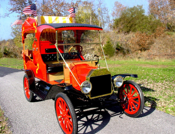 Ford Model T Circus Truck