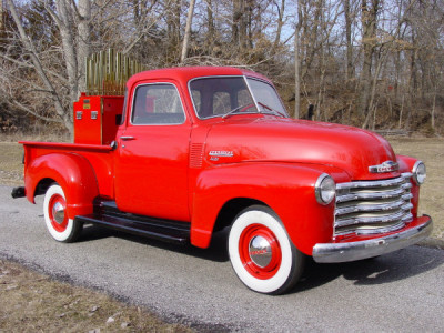 49 Chevrolet Calliope Truck