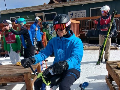 Ski Biking Becomes Reality