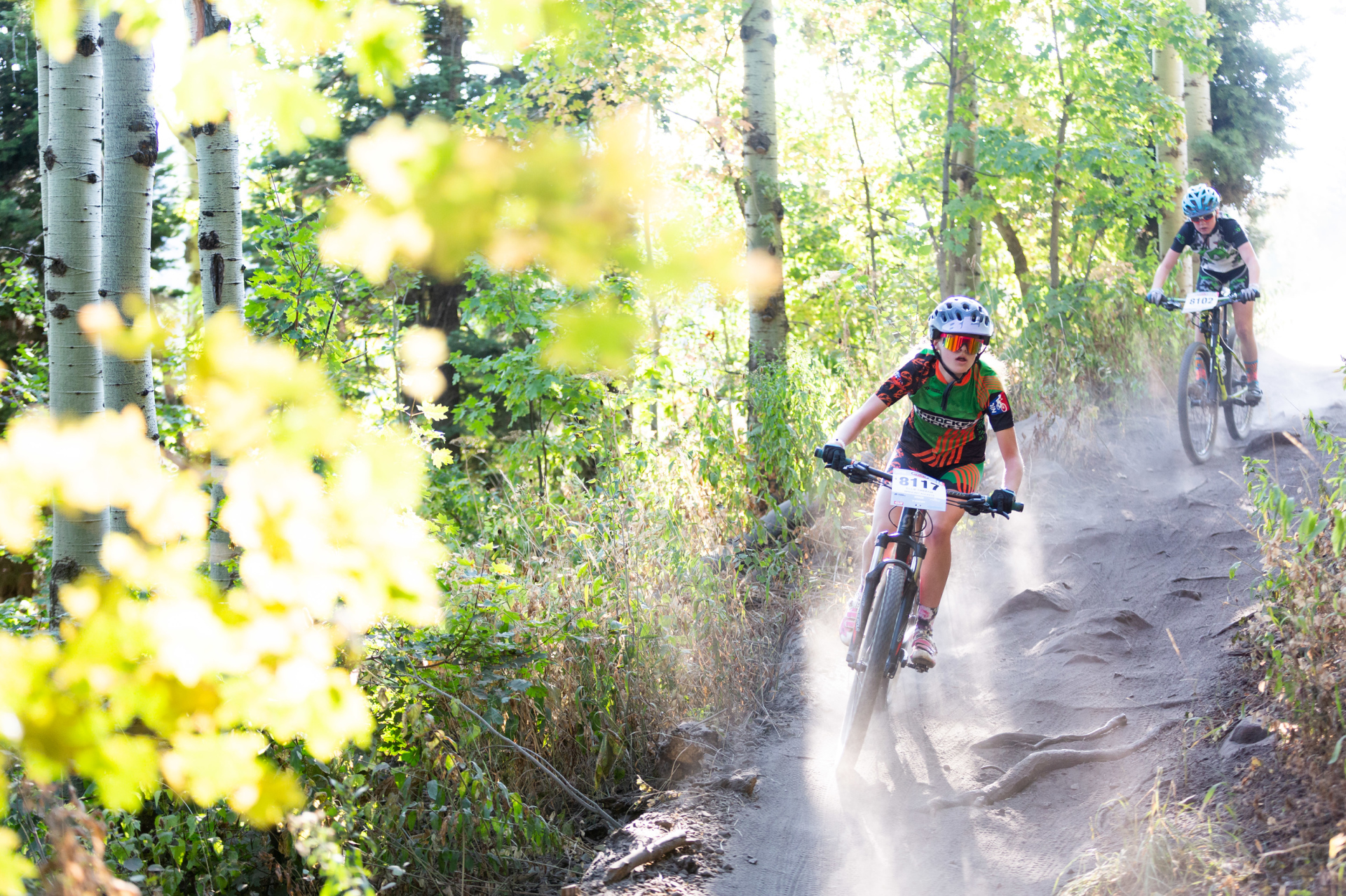Utah's Mountain Bike Trails: Playground and Proving Ground for High School Teams.