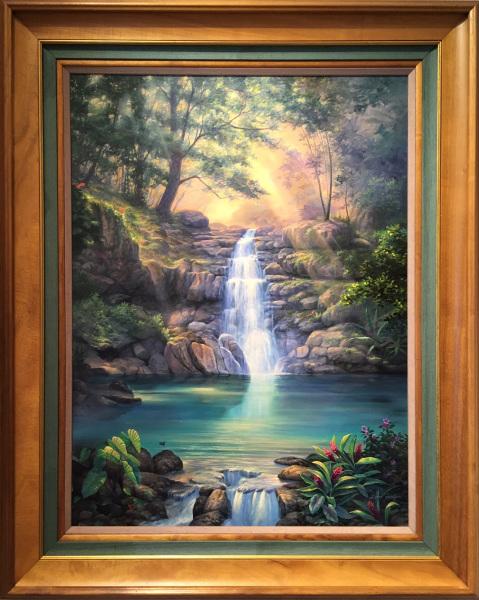 Waimea Falls Lance Fairly