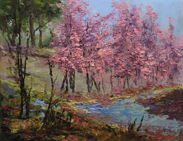 Dogwoods in Bloom Ed Fururike