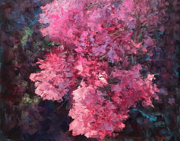 Crimson Oleander Ed Furuike